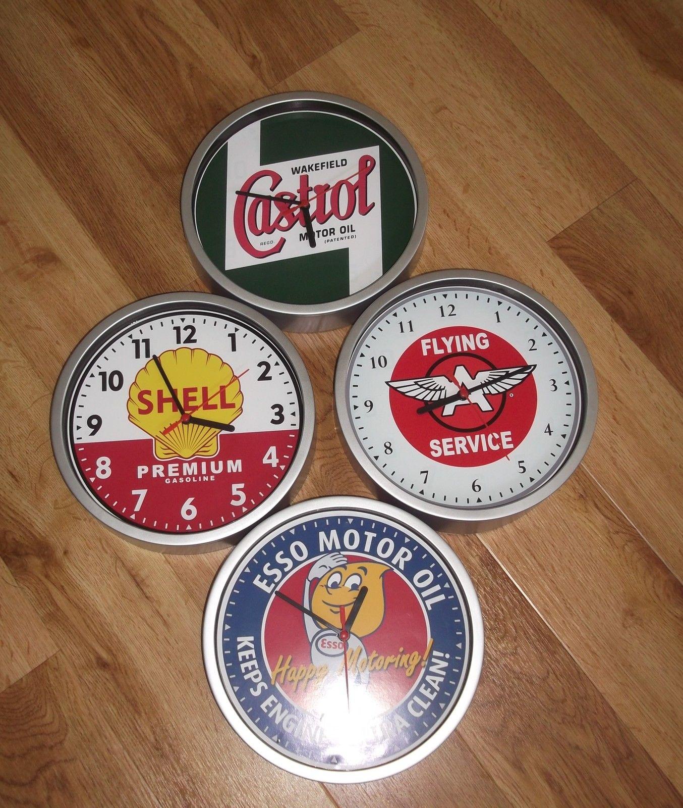 garage clocks uk